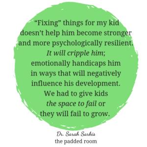 Child development blog post Dr Sarah Sarkis