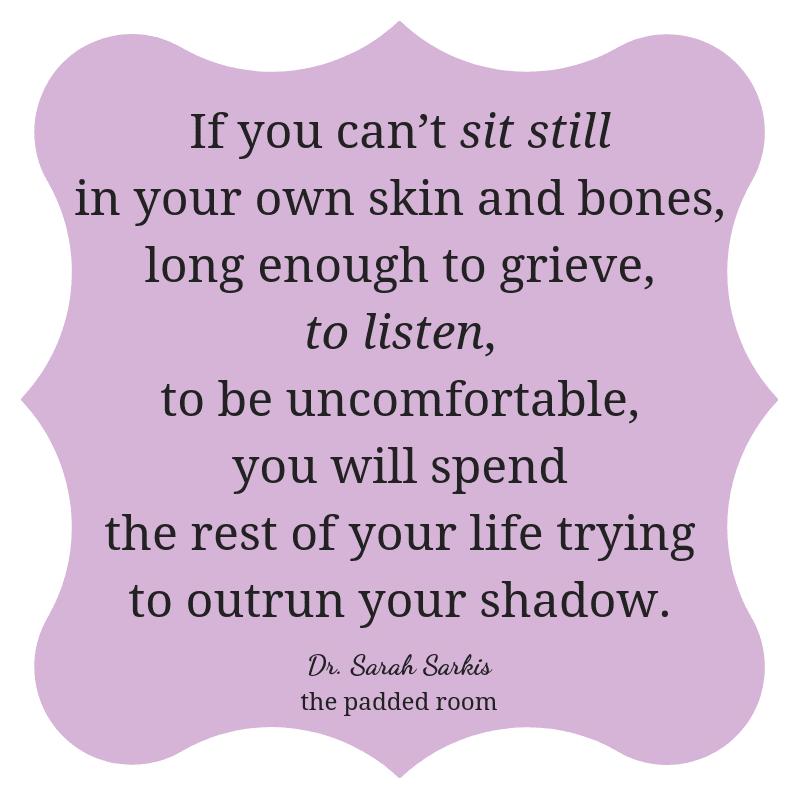 Journey Home by Dr Sarah Sarkis The Padded Room psychology blog